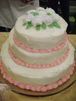 Lori's class cake