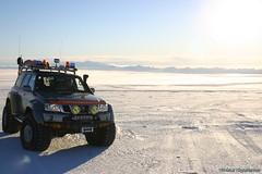 FBSR 5  Grmsfjalli (SteinarSig) Tags: rescue lake volcano iceland nissan 4x4 glacier vehicle sig suv patrol sar 44 steinar icelandic glacial vatnajkull superjeep fbsr sigursson sigurdsson jkulheimar grmsfjall steinarsigursson steinarsig
