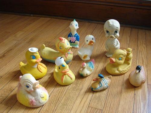 Duck Fan Forum - Vintage Rubber Ducks