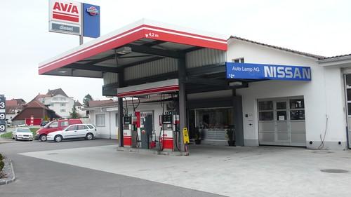 Garage in Attiswil