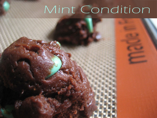 mint cookies TITLE