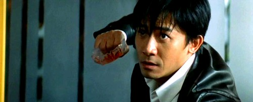 Tony Leung in Infernal Affairs III