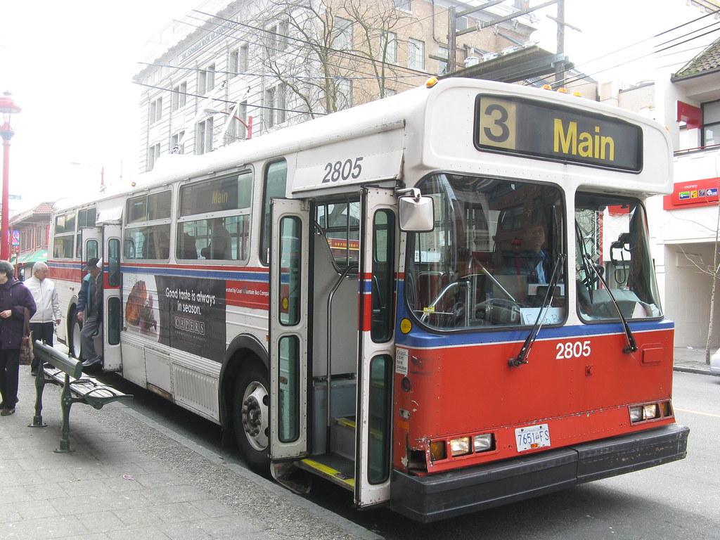 2805: 3 Main (at Pender)
