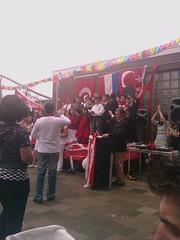 Kinderen van Anadolu zingen een vrolijk liedje