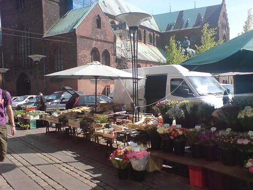 Bispetorv Market