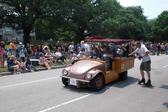 """Woodies"" (patti_rose) Tags: houston artcarparade 2008artcarparade"