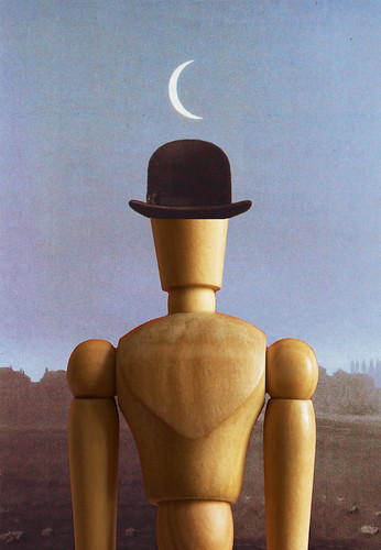 Woody incontra Magritte / Woody meets Magritte