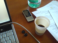 Poletter og kaffe