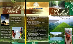 Bohol Brochure - Page 1 (vp_foz) Tags: city tourism authority philippines tourist manila bohol philippine tagbilaran