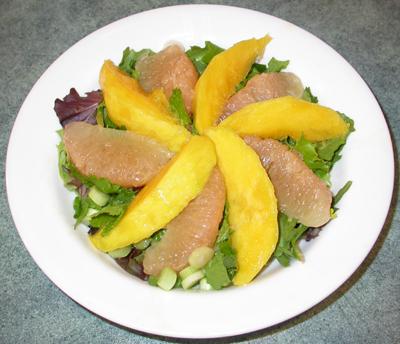 Mango Citrus Salad
