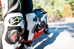 One Vision (RedPhone_media) Tags: composition lighting knee leathers ride motogp gp moto rossi street superbike sportbike trackbike track bike sport cbr1000rr rr 1000 cbr motorcycle nikon d700 boots
