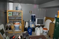 home beer basement brewery homebrew brew