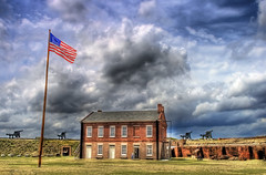 Fort Clinch (Danny Rotondo Photography) Tags: florida civilwar hdr fernandinabeach cannons ameliaisland fortclinch