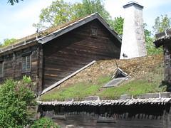 Un maison de Skansen