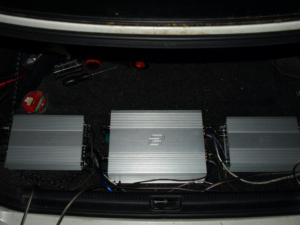 Amp Porn taylorfade's amp porn. - car audio classifieds!