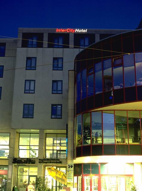 インターシティ ホテル アウグスブルク