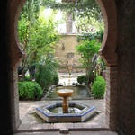 Garden in Ronda