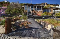 Beach Cottage @ Crystal Cove (murraycdm) Tags: california usa beach coast nikon cottage newportbeach crystalcove tokina hdr photomatix d5000 1116mm