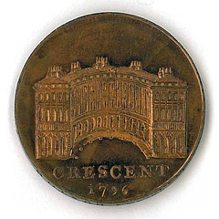 Buxton token, 1796 (Enlightenment!) Tags: