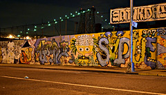 Goya x Gen2 x UFO x Sadu x DarkClouds (Now It's Real!) Tags: new york city nyc ny brooklyn graffiti pieces graf ufo williamsburg graff gen goya grunt darkclouds bk soler sadu gen2 907 tonybones bkay sadue