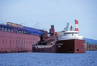 Beeghly at Taconite Harbor 1999