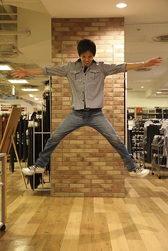 UNIQLO JUMP #1160