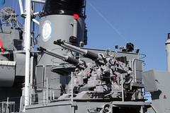 40mm Anti-Aircraft Guns