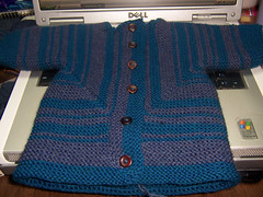 Baby Surprise Jacket the first