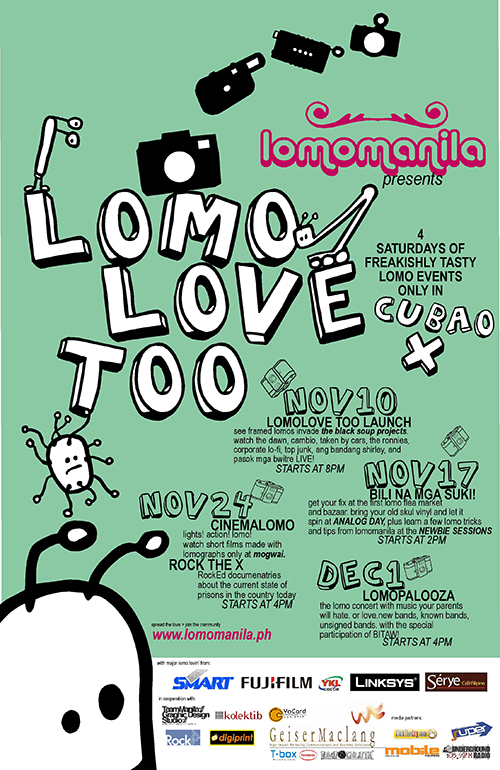 Lomo Love Too