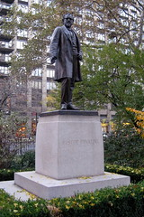 NYC - Madison Square Park - Roscoe Conkling Statue by wallyg, on Flickr