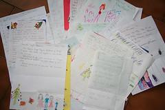De brieven