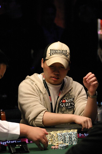APPT Sydney 2007 Final Table:  Lei He (Australia)