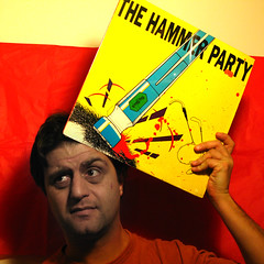 the hammer party (ranjit) Tags: me square lp bigblack bonk lpportrait lpportraits thehammerparty