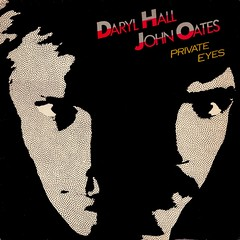hall & oates | private eyes