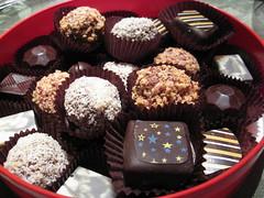 Homemade Chocolate Treats