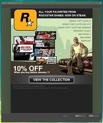 Rockstar Games on Steam