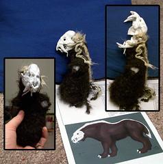 Skull Monster