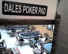 Dales Poker Pad