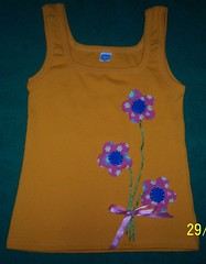 camiseta customizada (danynunes2002) Tags: feltro bordados camisetas customisadas