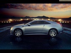 Cadillac_CTS Coupe Concept 2008 (Syed Zaeem) Tags: cadillac concept 2008 coupe cts
