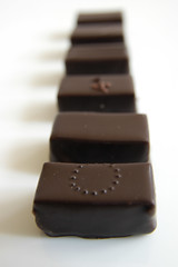 Chocolat Assort, Franck Fresson, Salon du Chocolat Tokyo, Shinjuku Isetan