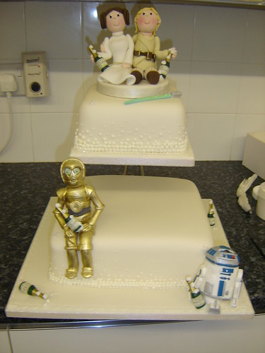 originales tortas de casamiento
