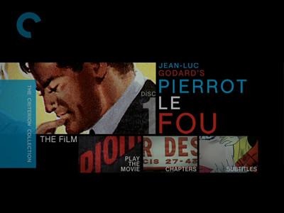 Pierrot Grenade Pictures. Godard#39;s Pierrot le fou