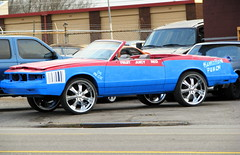 The Hawaiian Punch Muscle Car