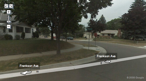 Almost 1412 Frankson Ave, St Paul, MN 55108, USA - Google Maps