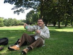 Sam in Hyde Park (alkeshv) Tags: hydepark hosam