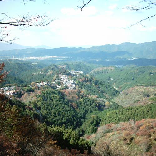 Yoshino-cho [ Mt. Yoshino ]