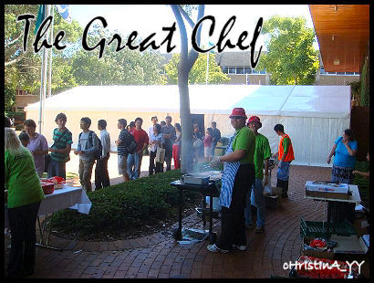 USQ Career Fair: The Great Chef