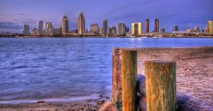 San Diego Skyline from Coronado (www.tropicalphotosbylarson.com) Tags: skyline sandiego tropical sandiegoskyline tropicalphotos wwwtropicalphotosbylarsoncom tropicalphoto