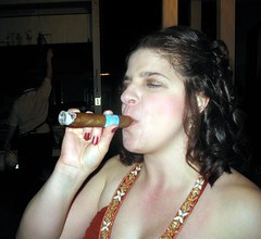 Elicia & Mike's wedding (5chw4r7z) Tags: wedding ohio mike cigar cigars elicia ms5chw4r7z